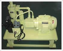油圧ユニット例